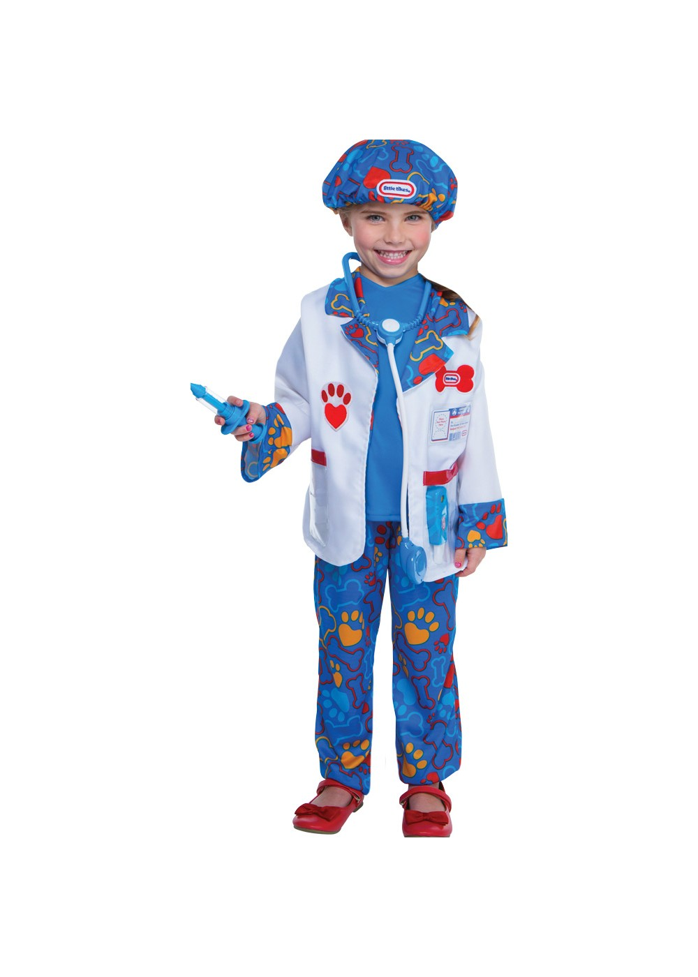 Toddler Surgery Doctor Costume