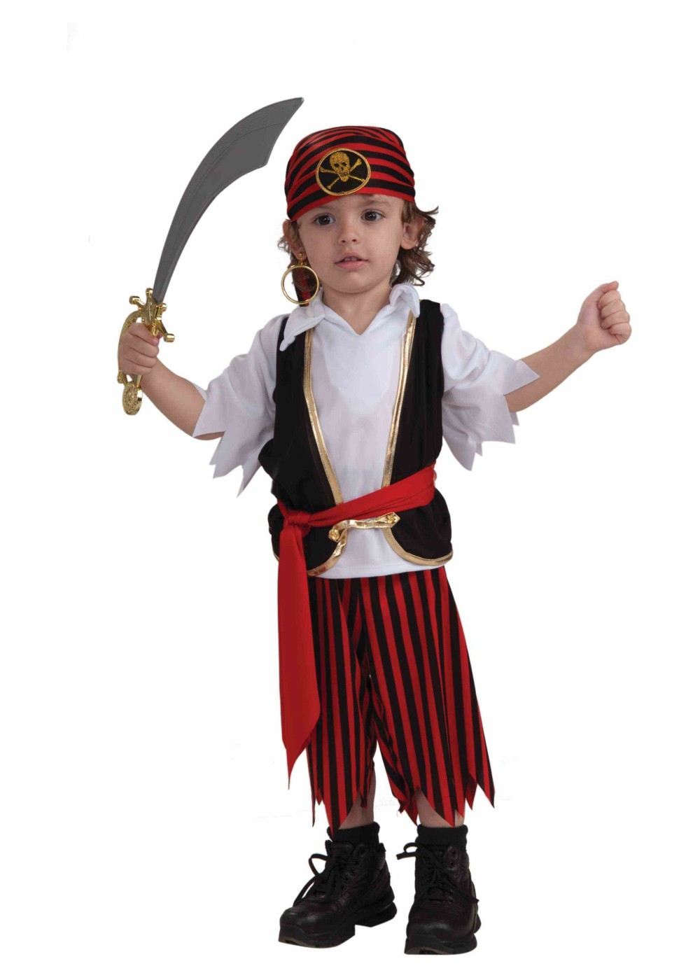 Toddler Tiny Pirate Costume