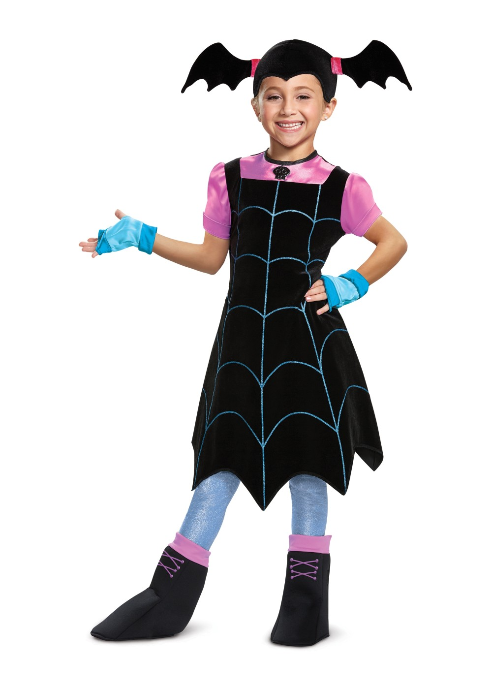 Kids Vampirina Girl Costume Deluxe
