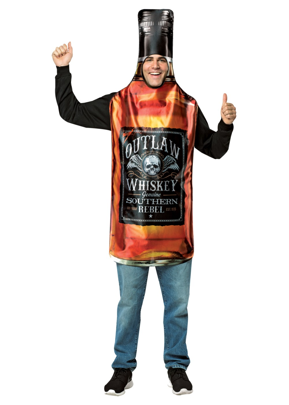 Whisky Bottle Costume