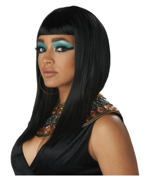 Angular Egyptian Womens Wig