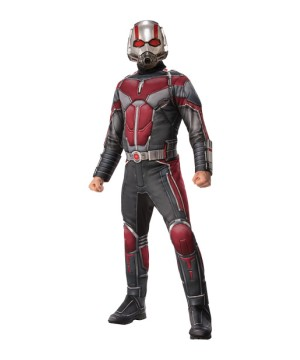 Mens Antman Costume