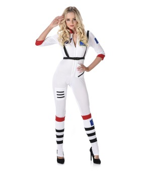 Womens Astronaut Costume