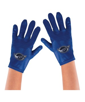 Blue Ranger Beast Morpher Kids Gloves