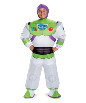 Disney Toy Story Buzz Lightyear Inflatable Kids Costume