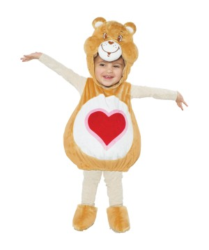 Care Bears Tenderheart Toddler Costume