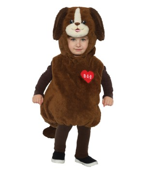 Kidsrens Build-a-bear Playful Pup Costume