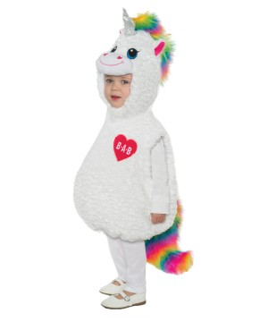 Childrens Build-a-bear Unicorn Costume