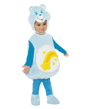 Childrens Care Bears Wish Costumes