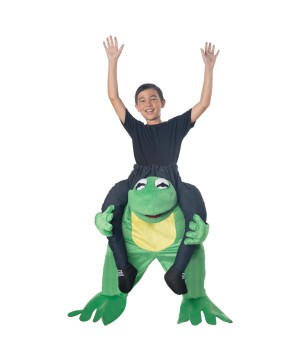 Kidsrens Carry Frog Costume