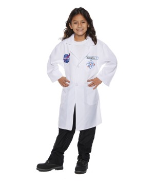 Childrens Rocket Scientist Coat