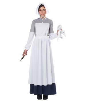 Civil War Nurse Womens Costume