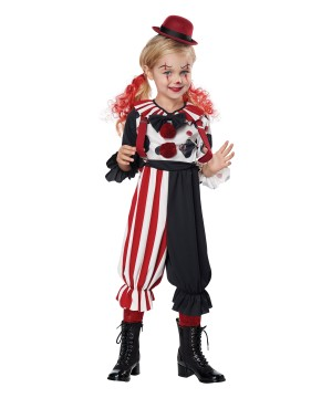 Kreepy Klown Kid Unisex Costume