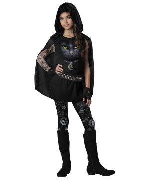 Coven's Rebel Girl Costume