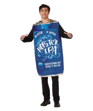 Craft Beer Mens Costume