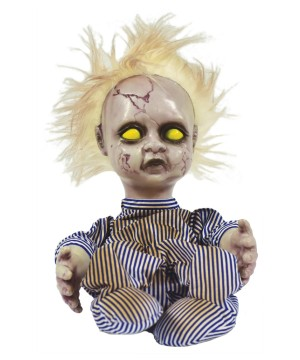 Creepy Doll Blonde