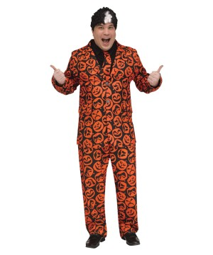 David Pumpkins plus size