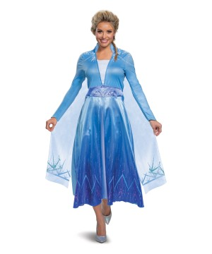 Womens Disney Elsa Costume