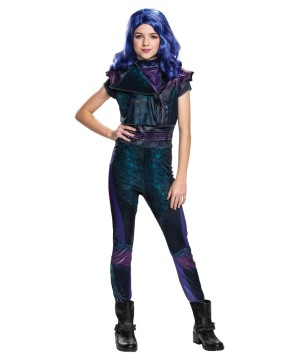 Girls Disney Mal Descendants 3 Costume