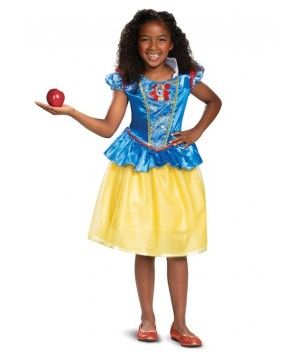 Disneys Snow White Girls Costume