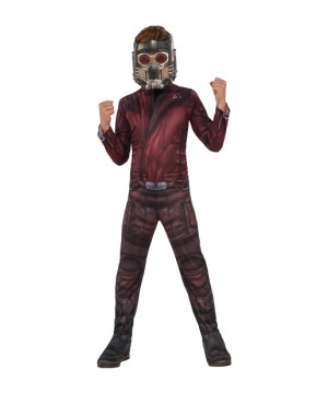 Boys Endgame Star Lord Costume Economy