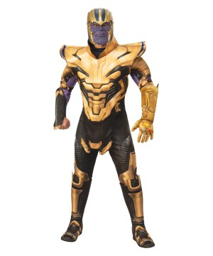 Mens Endgame Thanos Costume deluxe
