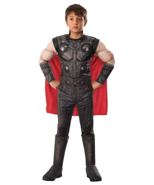 Boys Endgame Thor Costume