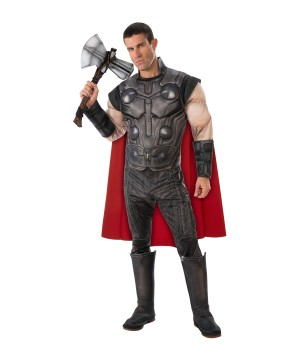 Mens Endgame Thor Costume