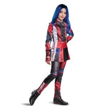 Disney Evie Descendants 3 Deluxe Girl Costume