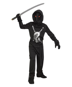 Fade in Ninja Kids Costume