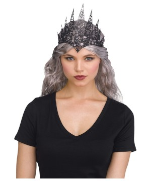 Flexible Glitter Crown