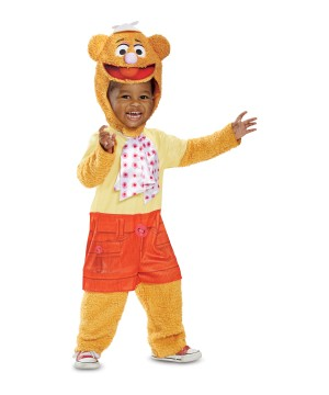 Fozzie Toddler Costume