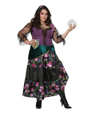 Mystical Charmer plus size Womens Costume