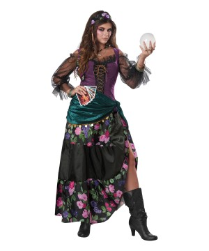 Mystical Charmer Womens Costume