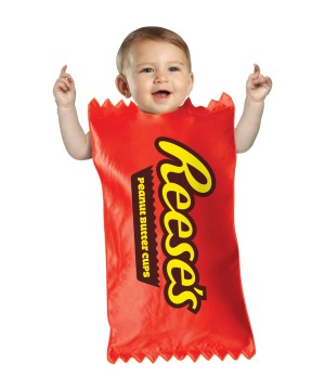 Hersheys Reeses Infant Costume