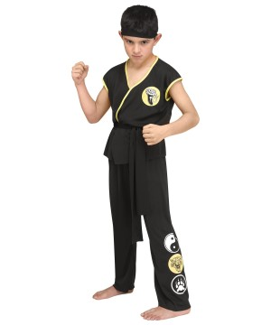 Karate Kids Costume