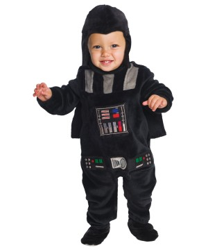 Toddler Darth Vader Plush Costume