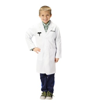 Kids Doctors Lab Coat