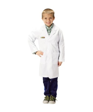 Jr Stem Lab Kid Coat