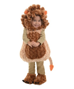 Lion Toddler Costume