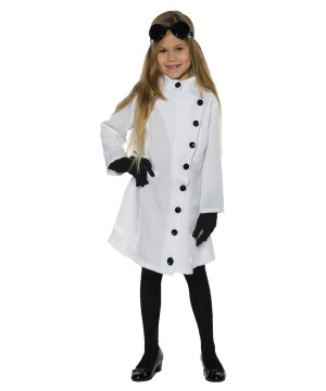 Mad Science Girl Costume