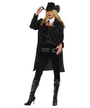 Gunslinger Women Costume