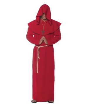Mens Monk Robe Costume