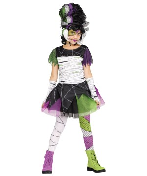 Monster Bride Kidsrens Costume