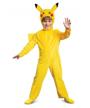 Pikachu Toddler Boys Costume
