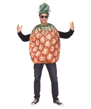 Pineapple Unisex Costume