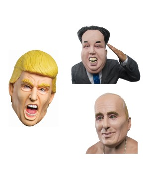 The Political Clan Masks Kit