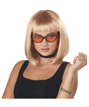 Pretty Woman Blonde Adult Wig
