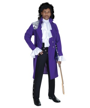 Mens Pop Star Costume