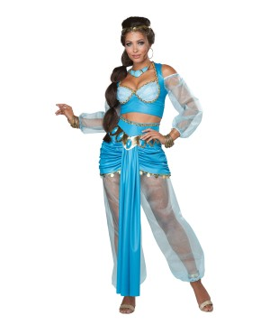 Arabian Princess Womens Costume